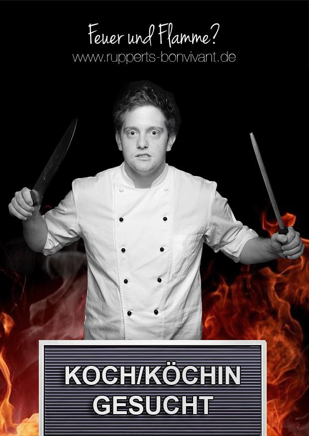 Koch / Köchin gesucht!